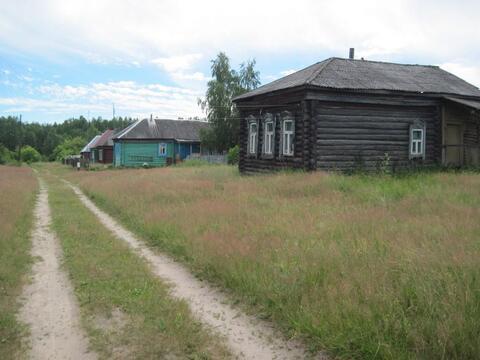 Широкий земельный участок в маленькой лесной деревушке - Фото 2