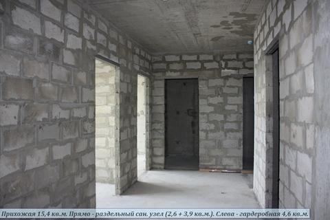 Продажа видовой 3-комнатной квартиры в Алуште. - Фото 4
