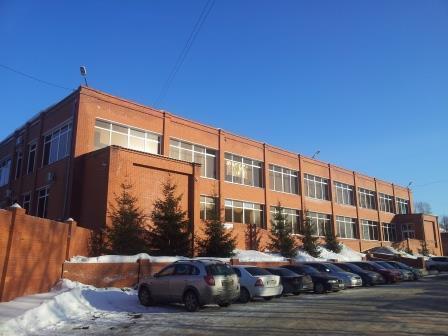 Офисно-складской комплекс, 5 373,3 кв.м. - Фото 1