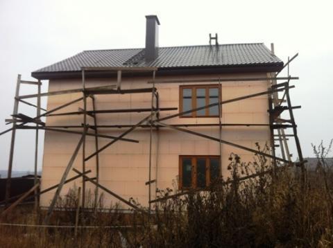 """Качественный дом под """"чистовую отделку"""" г. Руза, дом в Рузе - Фото 2"""