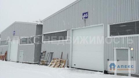Аренда склада пл. 450 м2 Мытищи Ярославское шоссе в складском . - Фото 2