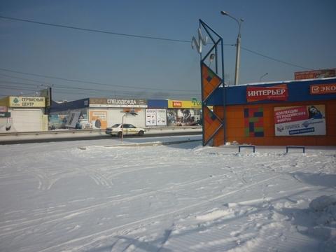 Сдается Торговая площадь. , Иркутск г, Трактовая улица 9б - Фото 3