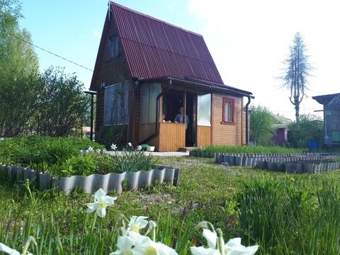 Продам дачу 36 кв.м, 6 сот, Мшинская, сад-во Краностроитель - Фото 2
