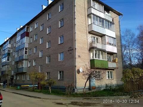 Продается 2-х комн. кв. в Кимрах, в пятиэтажке на 2 этаже, дешево - Фото 1