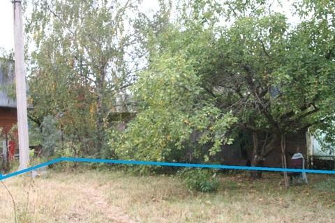 Предложение чудесное, участок для постройки дачи, лес и река Протва. - Фото 5