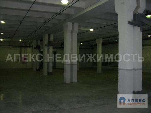 Аренда склада пл. 646 м2 м. Волгоградский проспект в складском . - Фото 1