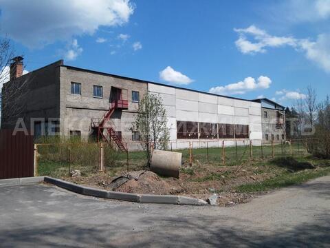 Аренда помещения пл. 1471 м2 под склад, производство, офис и склад, ., Аренда склада в Сергиевом Посаде, ID объекта - 900127637 - Фото 1
