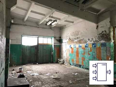 Кумертау. Производственн помещение в аренду ул.Бабаевская, пл.535 кв.м - Фото 4