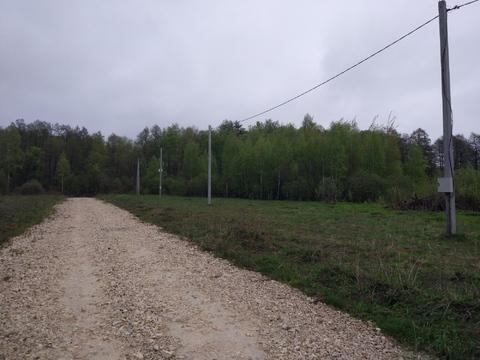 Зем. участок ИЖС в д. Байгуши, 10 км. от Владимира продаю - Фото 1