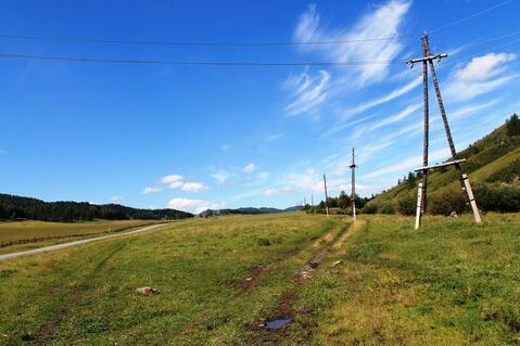 Продажа участка, Шебалино, Шебалинский район, На границе села - Фото 2