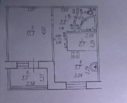 Продам однокомнатную квартиру в Инорсе - Фото 1