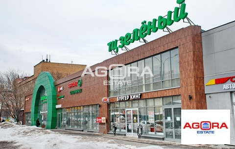 Аренда торгового помещения, м. Бутырская, Огородный проезд - Фото 1