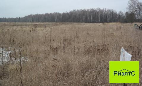 Земельный участок, Калужская область, Малоярославецкий р-н в с.Ильинск - Фото 1