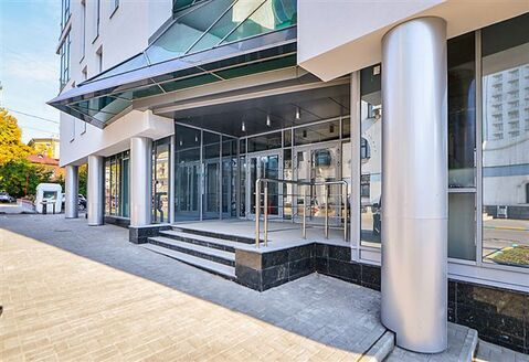 "8 этаж в бизнес-центре класса ""А"" Mont Blanc - Фото 1"