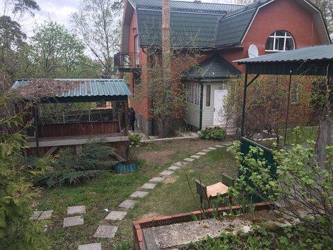 Продается 3-этажный дом в г. Пушкино - Фото 1