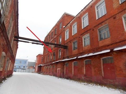 Здание 2000 кв.м на фабрике зима на ул. Громобоя,1 в Иваново - Фото 3