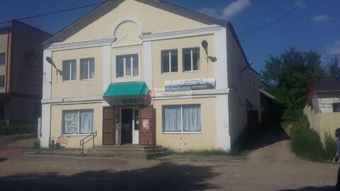 Торговое здание 337 кв. м. г.Белев Тульская область - Фото 1