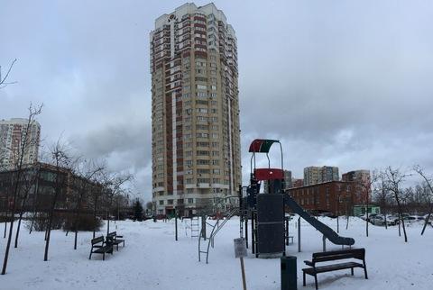 1 к. кв. м. Мичуринский проспект, ул.Лобачевского, д. 43 - Фото 1