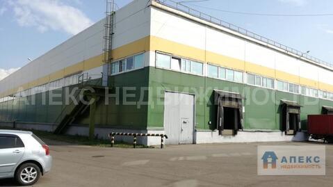 Аренда помещения пл. 1728 м2 под склад, Мытищи Ярославское шоссе в . - Фото 2