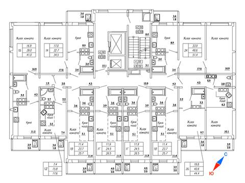 Продажа 1-комнатной квартиры, 26 м2, г Киров, Павла Корчагина, д. 234 - Фото 5