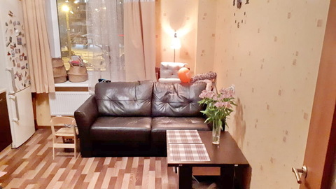Приморский р-н спб, большая 1 комнатная квартира в кирпичном доме - Фото 4