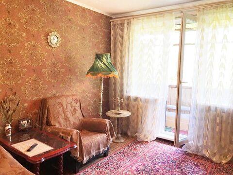 Прекрасная двухкомнатная квартира у метро Спортивная - Фото 1