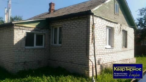 Продантся часть дома в поселке Бурмакино - Фото 1