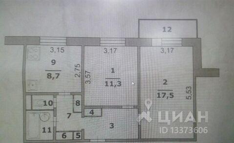 Продажа квартиры, Белгород, Ул. 60 лет Октября - Фото 1