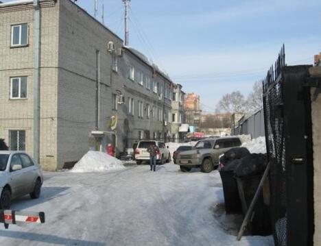 Офис в собственность 1510 м2, Хабаровск - Фото 1