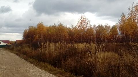 Большое Петровское 10 соток, знп для ИЖС, 53 км от МКАД. - Фото 1