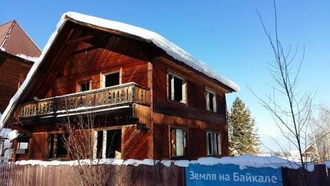 Продам дом в мкрн. Красный Ключ, г. Байкальск, Слюдянский район, ио