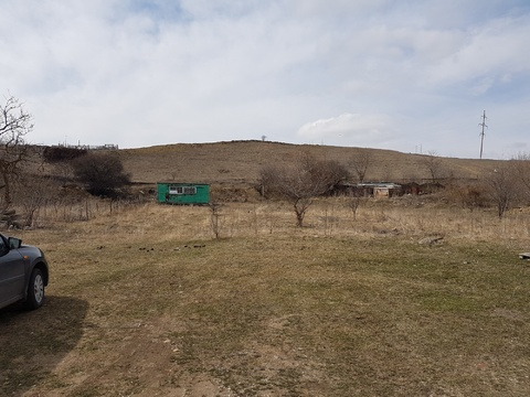 Земельный участок в пригороде Кисловодска