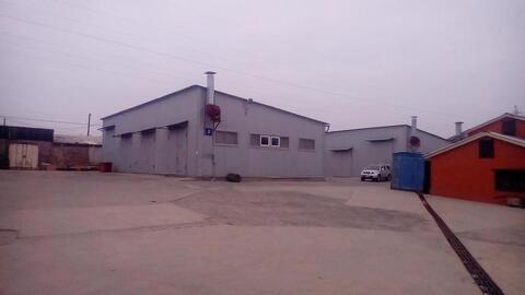 Аренда производственного помещения, Братск, Индустриальный проезд - Фото 1