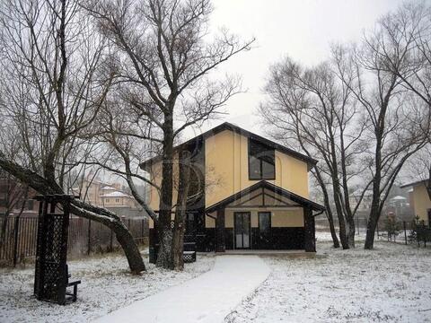 Современный коттедж в жилой деревне под Звенигородом. Ново-Рижское . - Фото 1