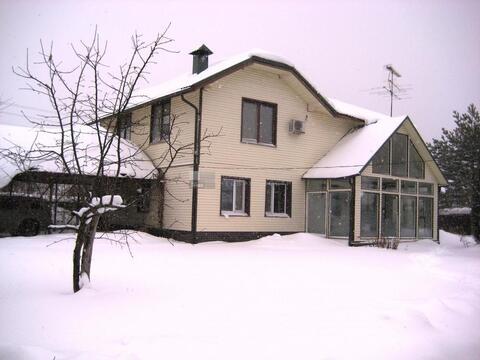Дом 200 кв.м, Участок 14 сот. , Волоколамское ш, 35 км. от МКАД. - Фото 2