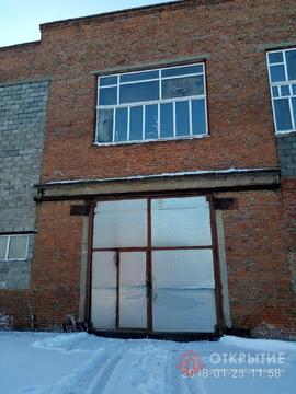 Производственное помещение (кран-балка 2,5т) - Фото 2