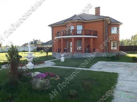 Горьковское ш. 35 км от МКАД, Ямкино, Коттедж 500 кв. м - Фото 2