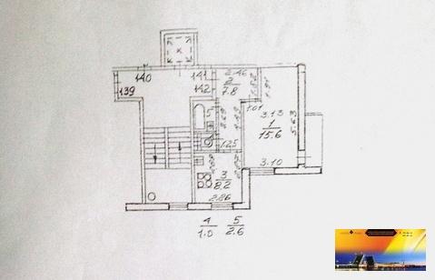 Отличная квартира в Современном Монолитном доме у метро Ветеранов - Фото 3