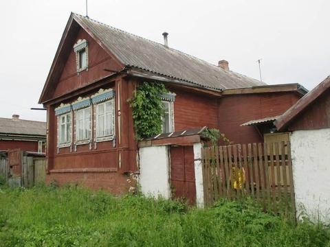 Судогодский р-он, Овсянниково д, дом на продажу - Фото 1