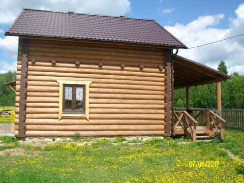 Эксклюзив! Продается новый дом в деревне Софьинка, рядом лес, озеро. - Фото 2