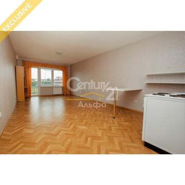 Продается 1-комнатная квартира на Белинского, дом 7б., Купить квартиру в Петрозаводске по недорогой цене, ID объекта - 321296330 - Фото 1