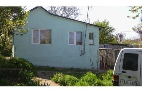 Продам дом в ст Сапун-гора с жилым домом - Фото 1