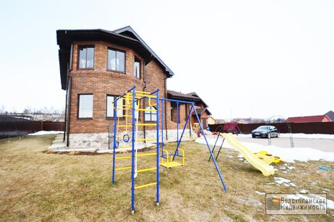 Благоустроенный 2-х этажный загородный дом с баней в г.Волоколамске - Фото 5