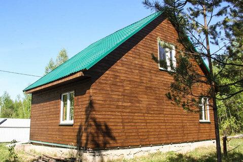 Новая дача с удобствами в районе деревни Тельвяково - Фото 2