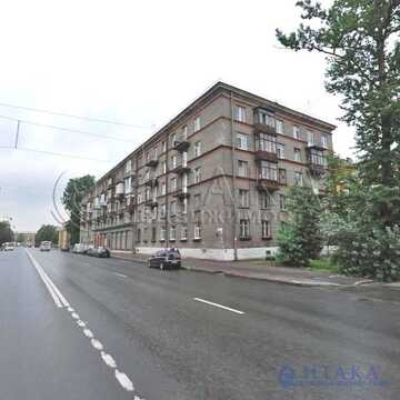 Продажа квартиры, м. Елизаровская, Ул. Бабушкина - Фото 1