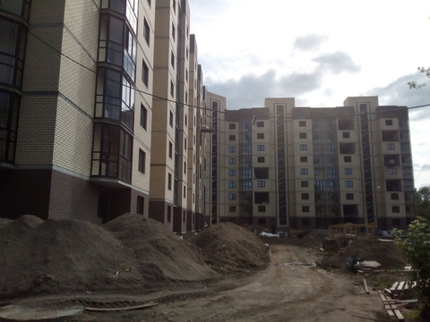 2-к квартира, 68,55 м, 2/9 эт, Щелково, Ленина кб - Фото 4