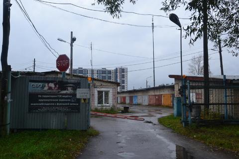 Кирпичный гараж 20 кв м г Ногинск - Фото 1