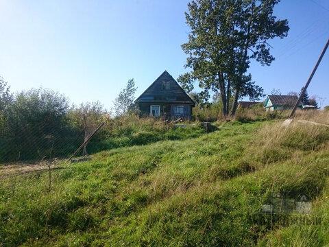 Продажа земельного участка в Маловишерском районе, д. Медведь - Фото 1