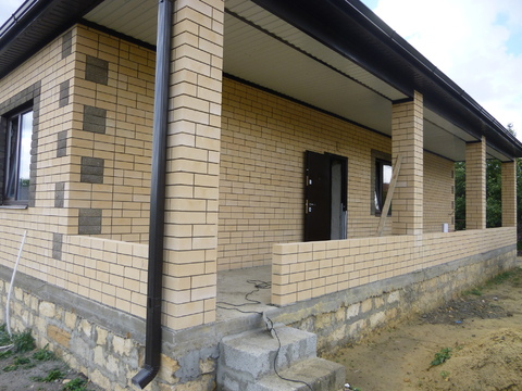 Продам современный коттедж с террасой в Михайловске - Фото 5