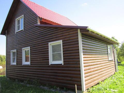Дом в д. Никулино Тульской области - Фото 2
